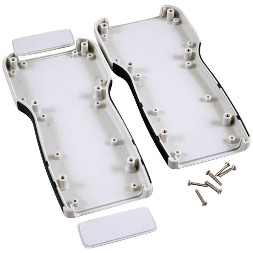 Hånd-kabinet Hammond Electronics 1553TGY 210 x 100 x 32 ABS Grå 1 stk