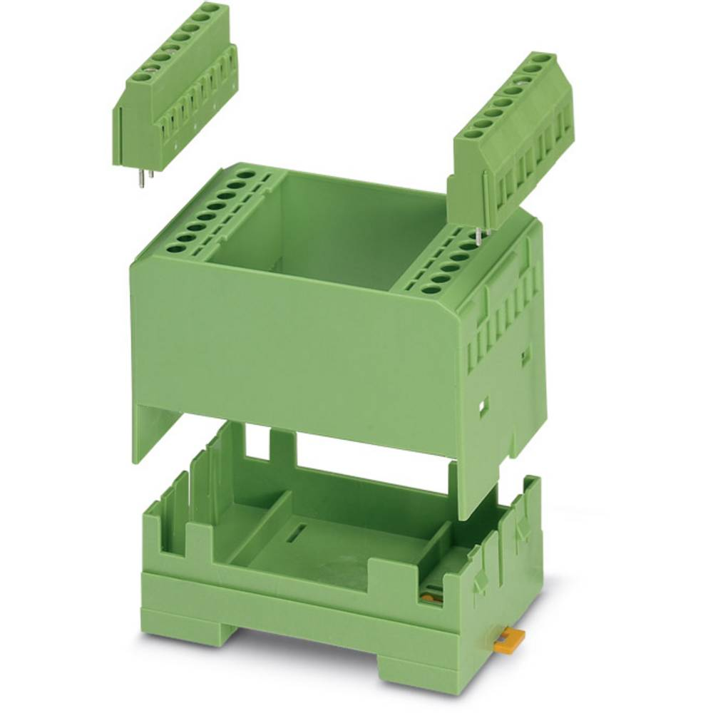DIN-skinnekabinet Phoenix Contact EMG 45-LG/SET Plast 5 stk