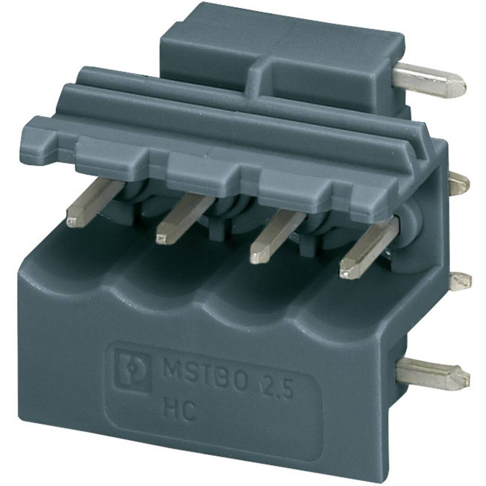 Kabinet-komponent Plast Phoenix Contact MSTBO 2,5/ 4 G1R BUGY 50 stk