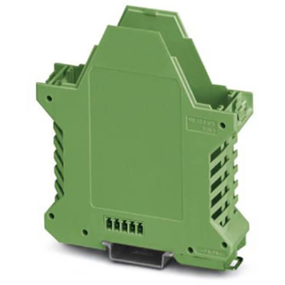 DIN-skinnekabinet underdel Phoenix Contact ME 22,5 UT/FE BUS/ 5 GN Polyamid 10 stk