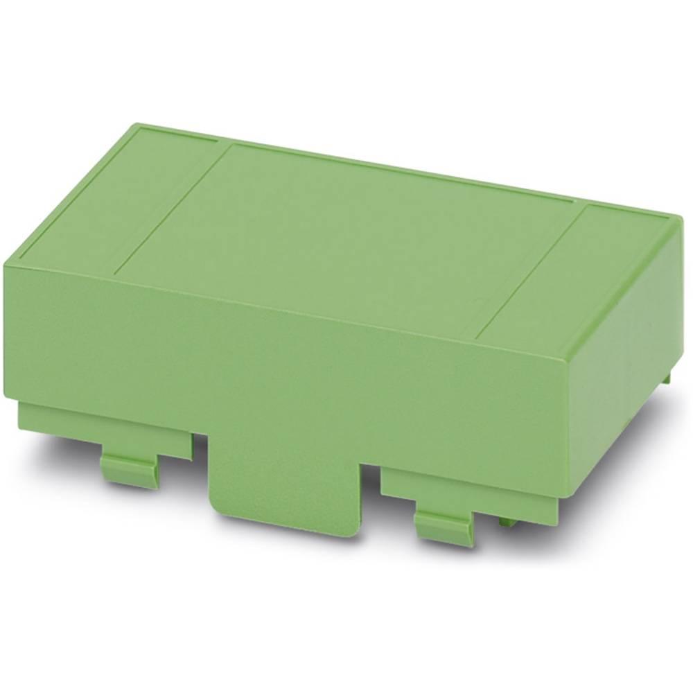 DIN-skinnekabinet Phoenix Contact EG 45-AG/ABS GN Plast 10 stk