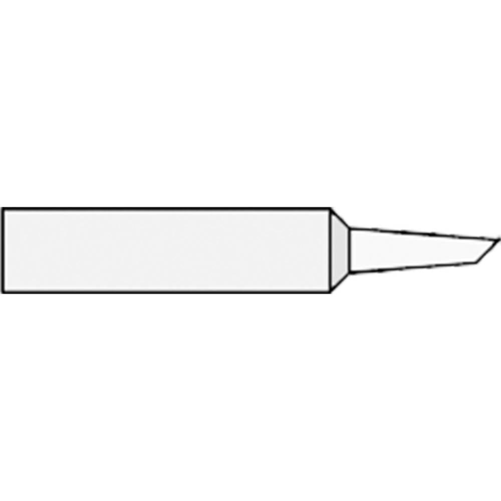 Spajkalna konica, prirezana 45° Weller XNT F velikost konice 1.2 mm vsebuje 1 kos