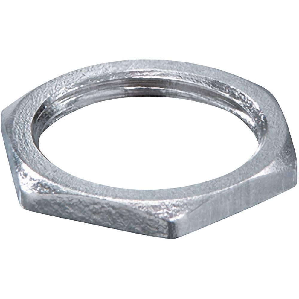 Låsemøtrik Wiska 10064189 M16 Rustfrit stål Rustfrit stål 10 stk
