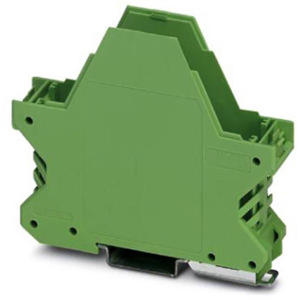 DIN-skinnekabinet underdel Phoenix Contact ME 22,5 F-UT/FE GN Polyamid 10 stk