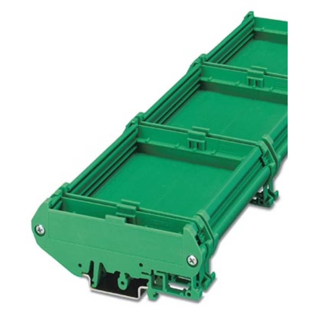 DIN-skinnekabinet sidedel Phoenix Contact UM108-SEFE/R BK Plast 10 stk