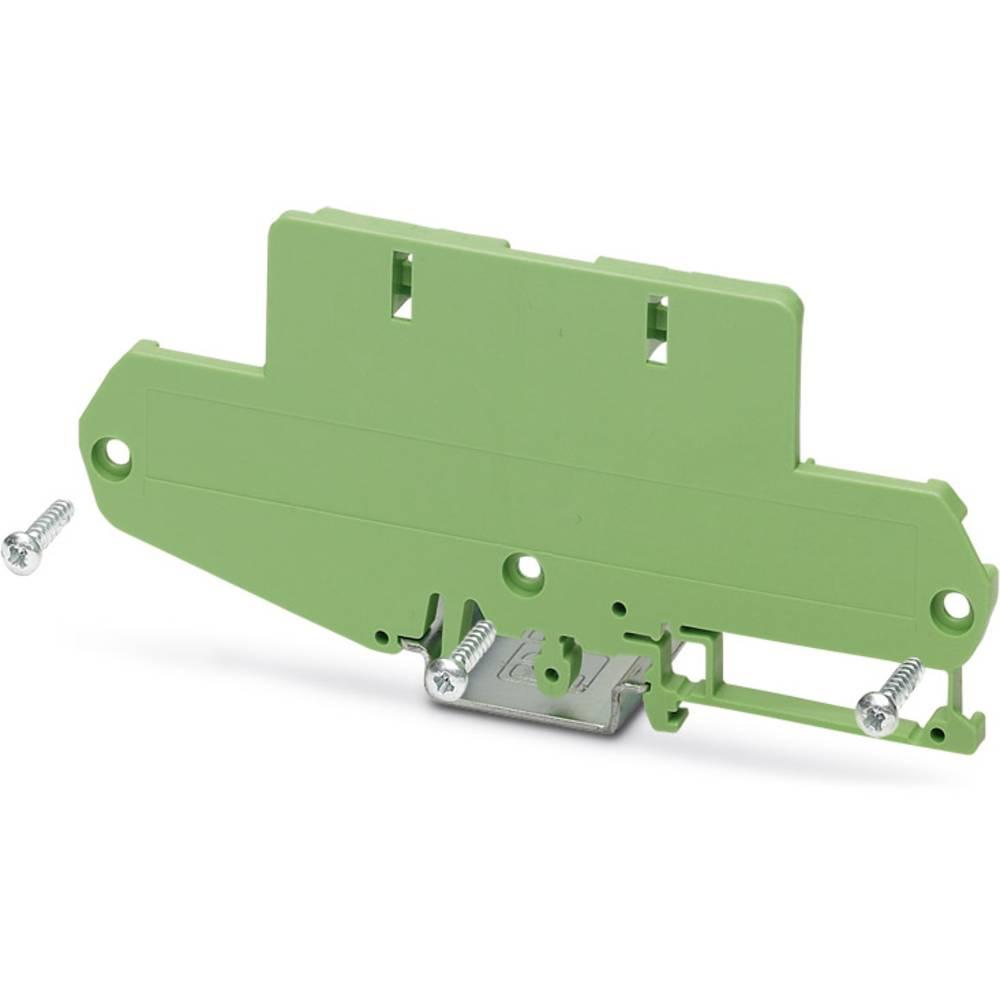 DIN-skinnekabinet sidedel Phoenix Contact UM108 N-SEFE/L-A73 Plast 10 stk