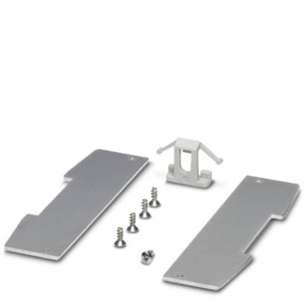 Kabinet-komponent Aluminium Aluminium Phoenix Contact UM-ALU 4-100,5 COVER AL 1 stk