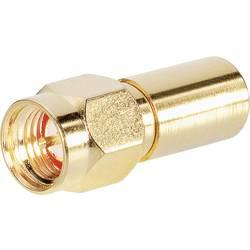 Zaključni upor TRU Components srebrni 1 kos