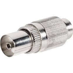 Koaksialna kovinska sklopka, vtični konektor, premer kabla: 9.5 mm