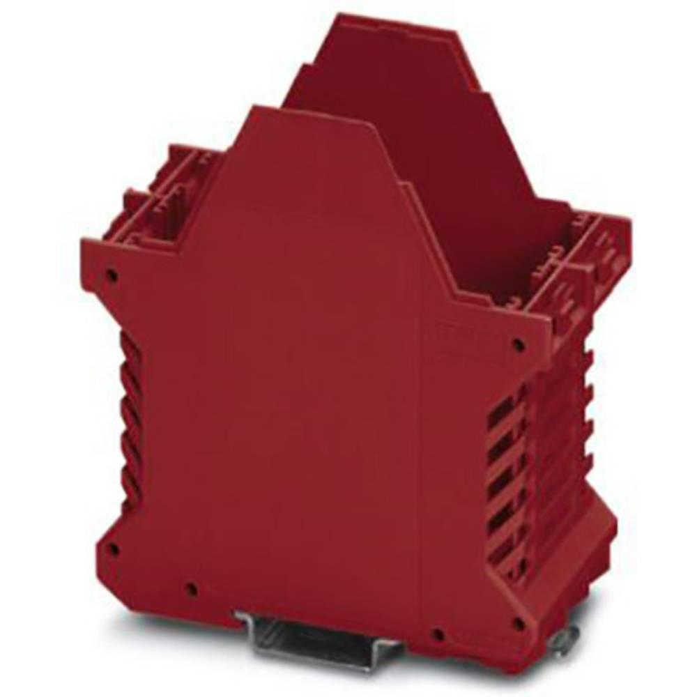 DIN-skinnekabinet underdel Phoenix Contact ME 45 UT RD Polyamid 10 stk