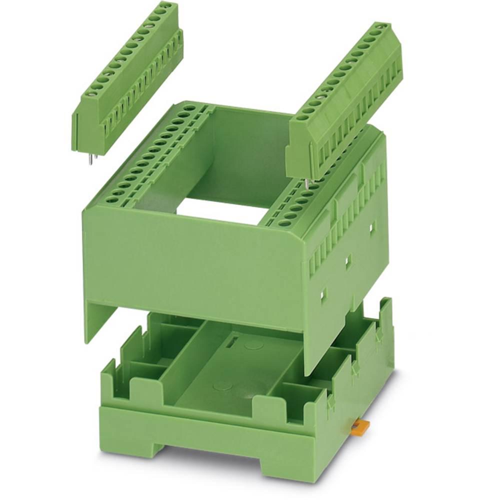 DIN-skinnekabinet Phoenix Contact EMG 75-LG/SET Plast 10 stk