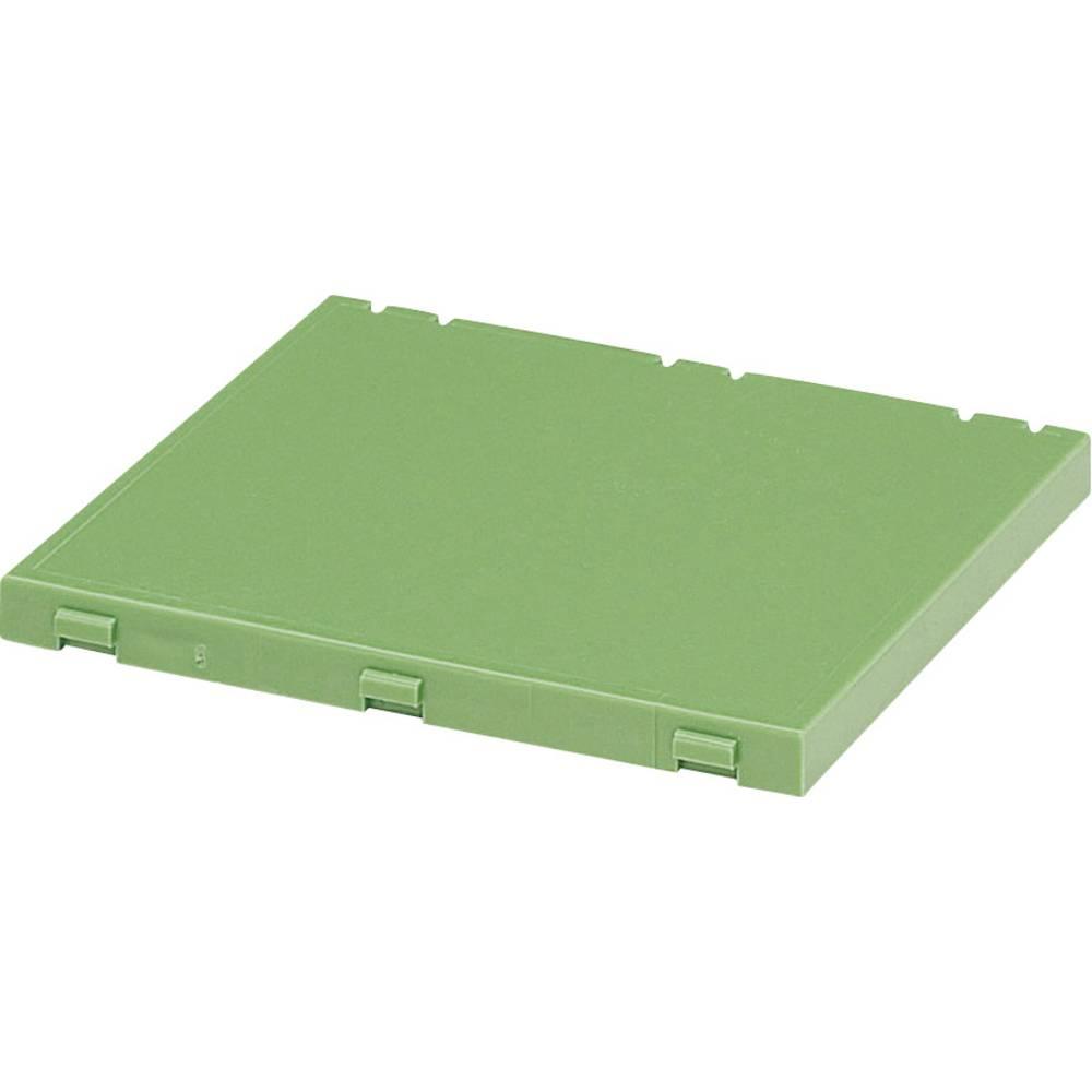 DIN-skinnekabinet sidedel Phoenix Contact EMUG- SE 5,0MM Plast 10 stk
