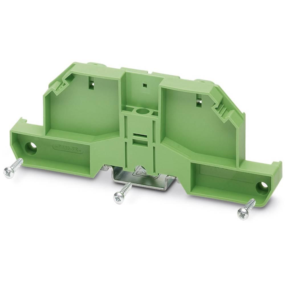DIN-skinnekabinet sidedel Phoenix Contact UM122-SEMFE-A92 Polyamid 10 stk