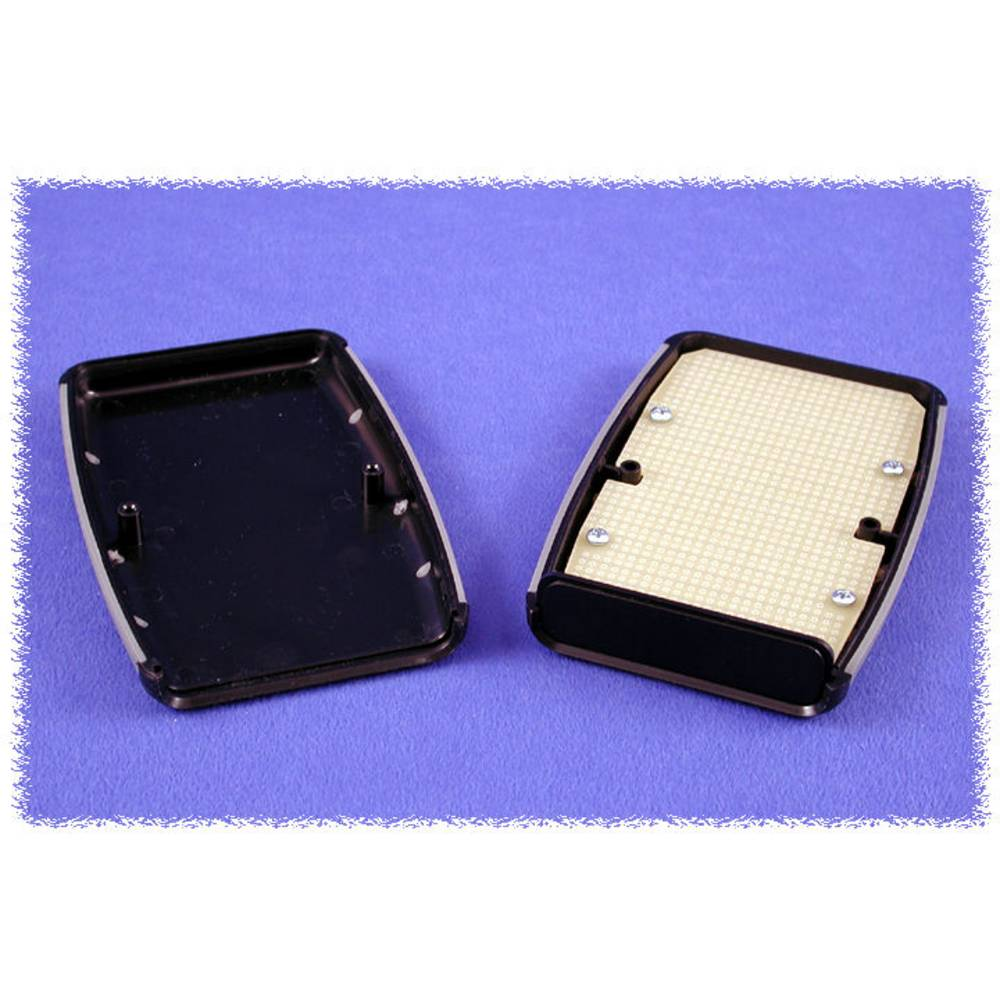 Platine (value.1292430) Epoxid Rastermål 2.54 mm Hammond Electronics 1553DBPCB Indhold 1 stk