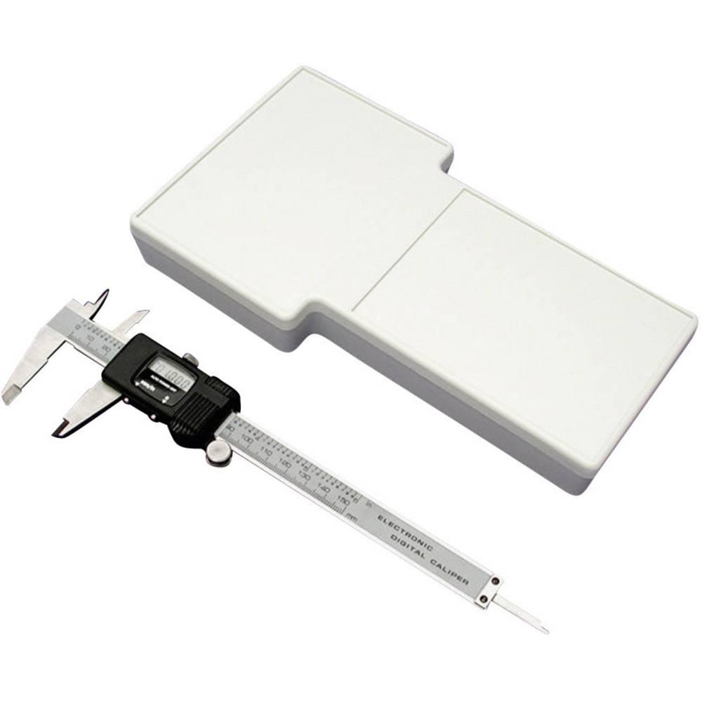 Hånd-kabinet Hammond Electronics 1592ETCDBK 235 x 130 x 34 ABS Sort 1 stk