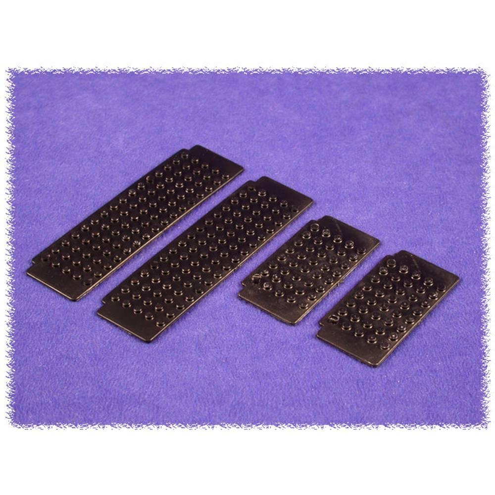 Styreplade Hammond Electronics 1594AZ25 1594AZ25 ABS Sort 1 stk