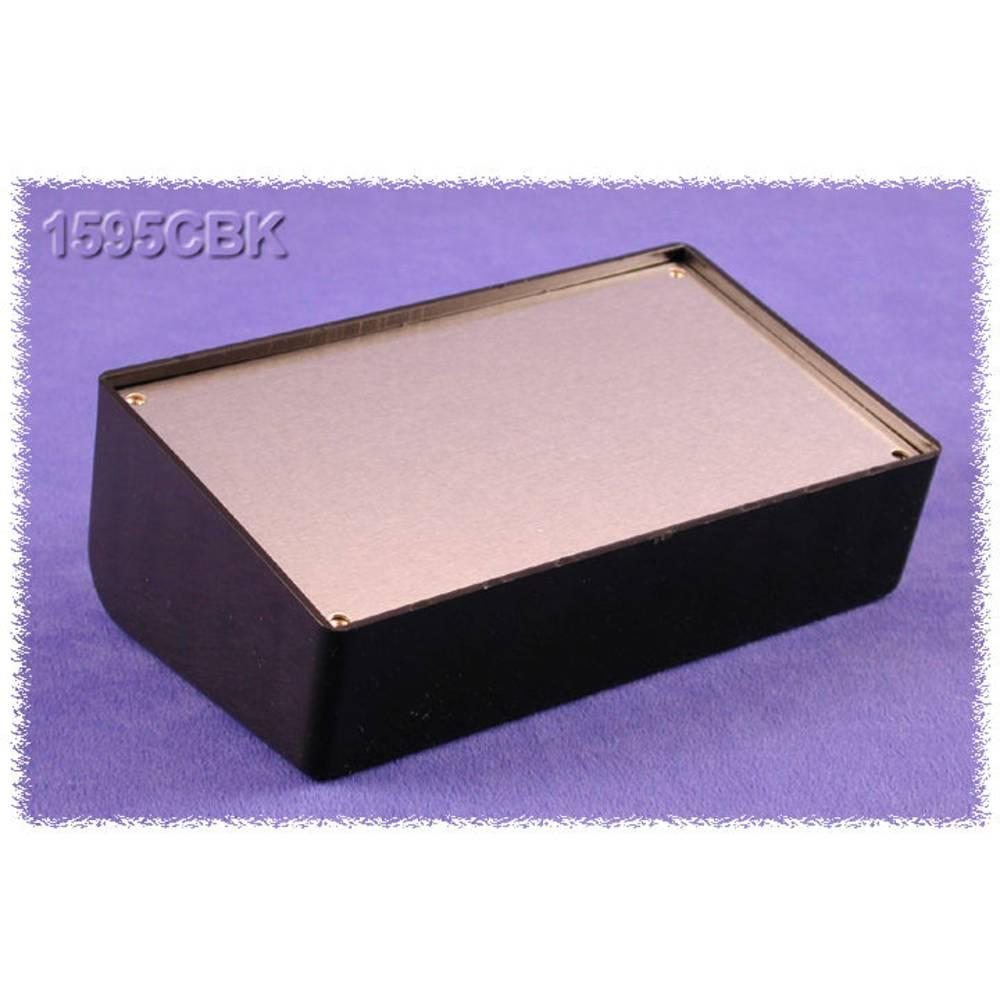 Pult-kabinet Hammond Electronics 1595CBK 161 x 96 x 58 ABS Sort 1 stk