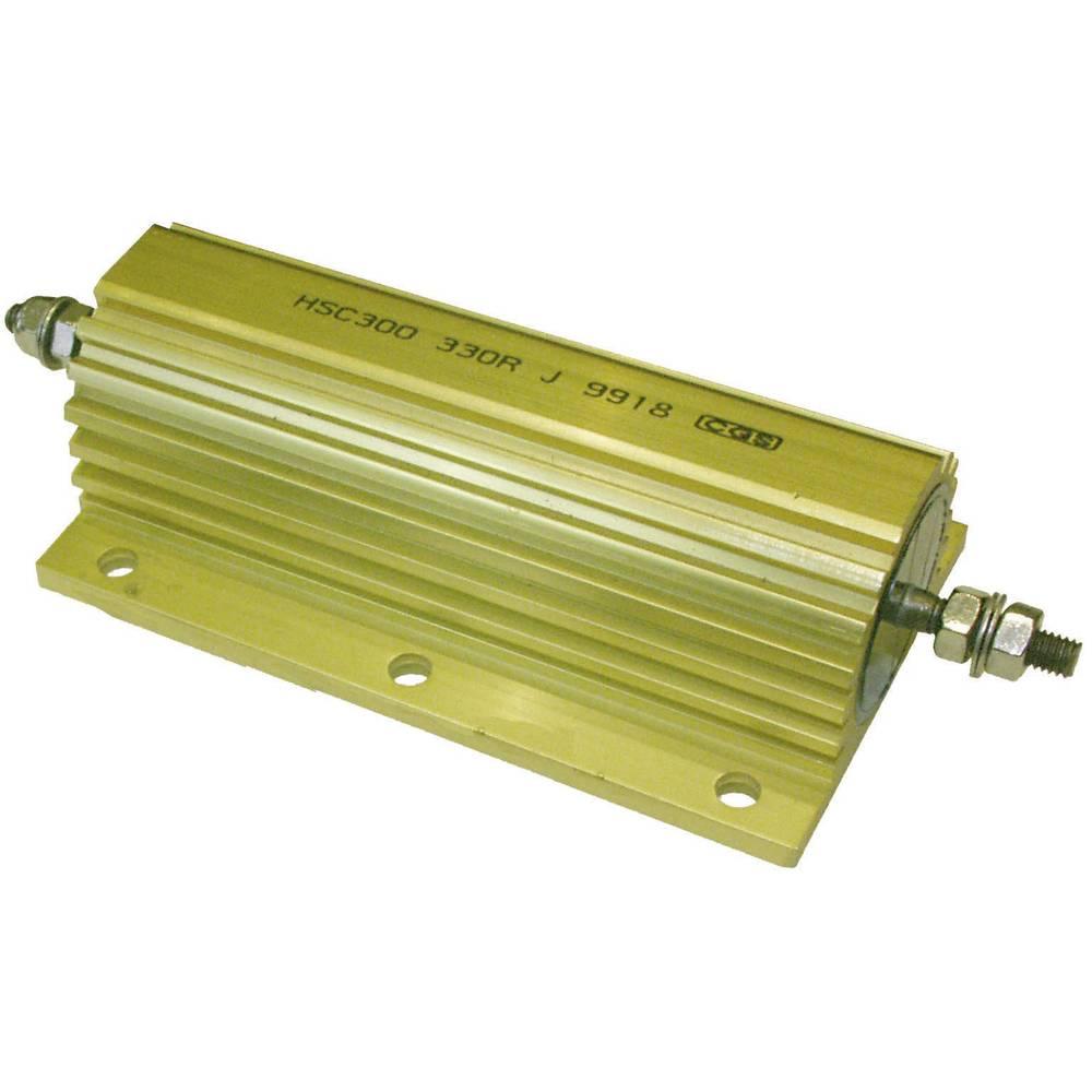 Žični upor 1 kOhm aksialno ožičen 300 W TE Connectivity 1630027-5 1 kos