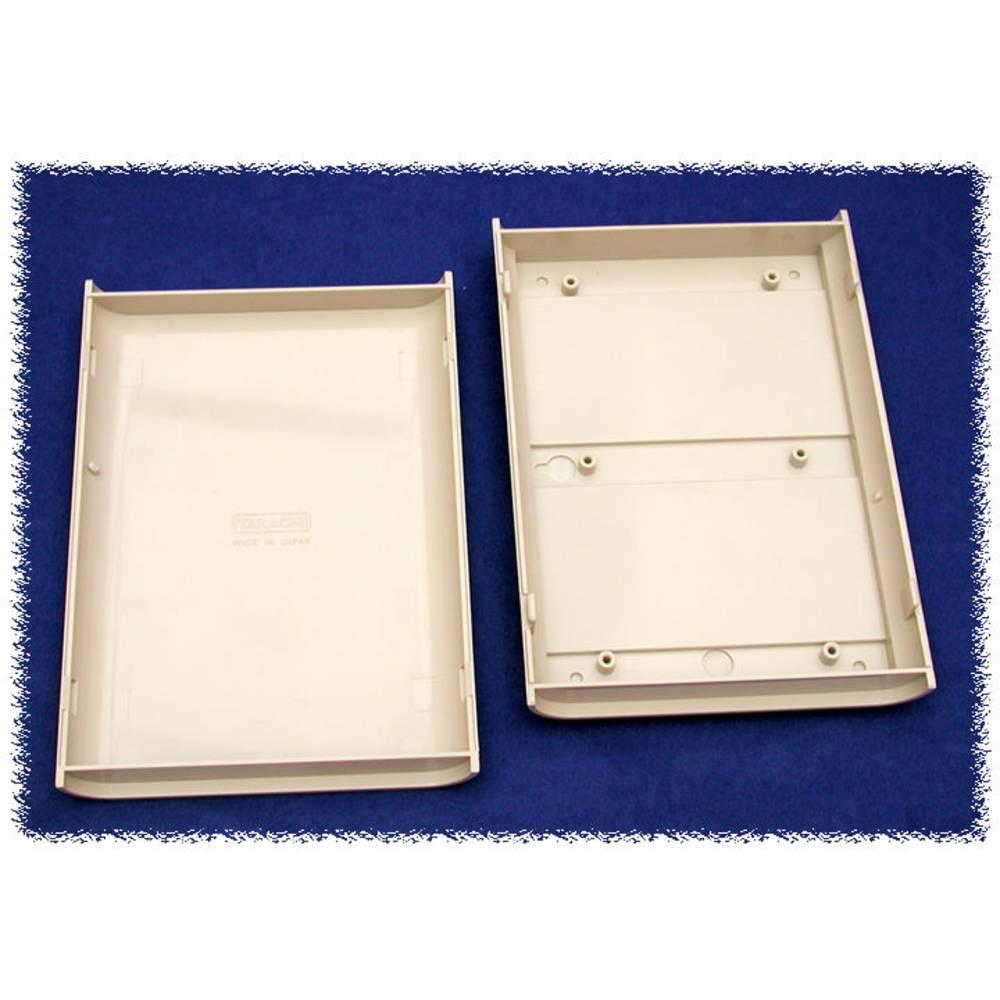 Universalkabinet 180 x 125 x 35 ABS Grå Hammond Electronics 1597DGY 1 stk