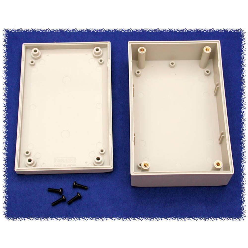 Universalkabinet 140 x 90 x 45 ABS Grå Hammond Electronics 1597X 1 stk