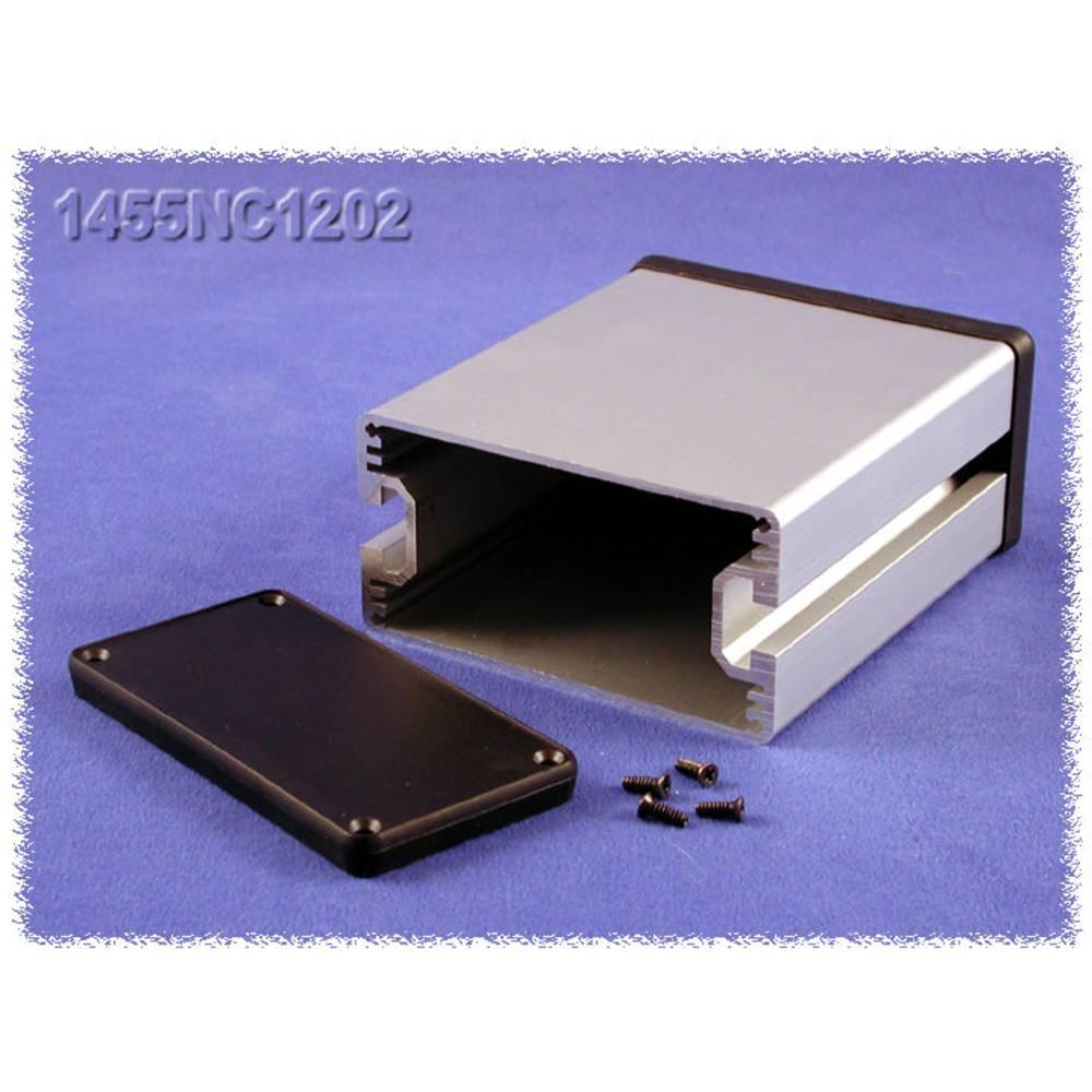 Universalkabinet 220 x 103 x 53 Aluminium Natur Hammond Electronics 1455NC2201 1 stk