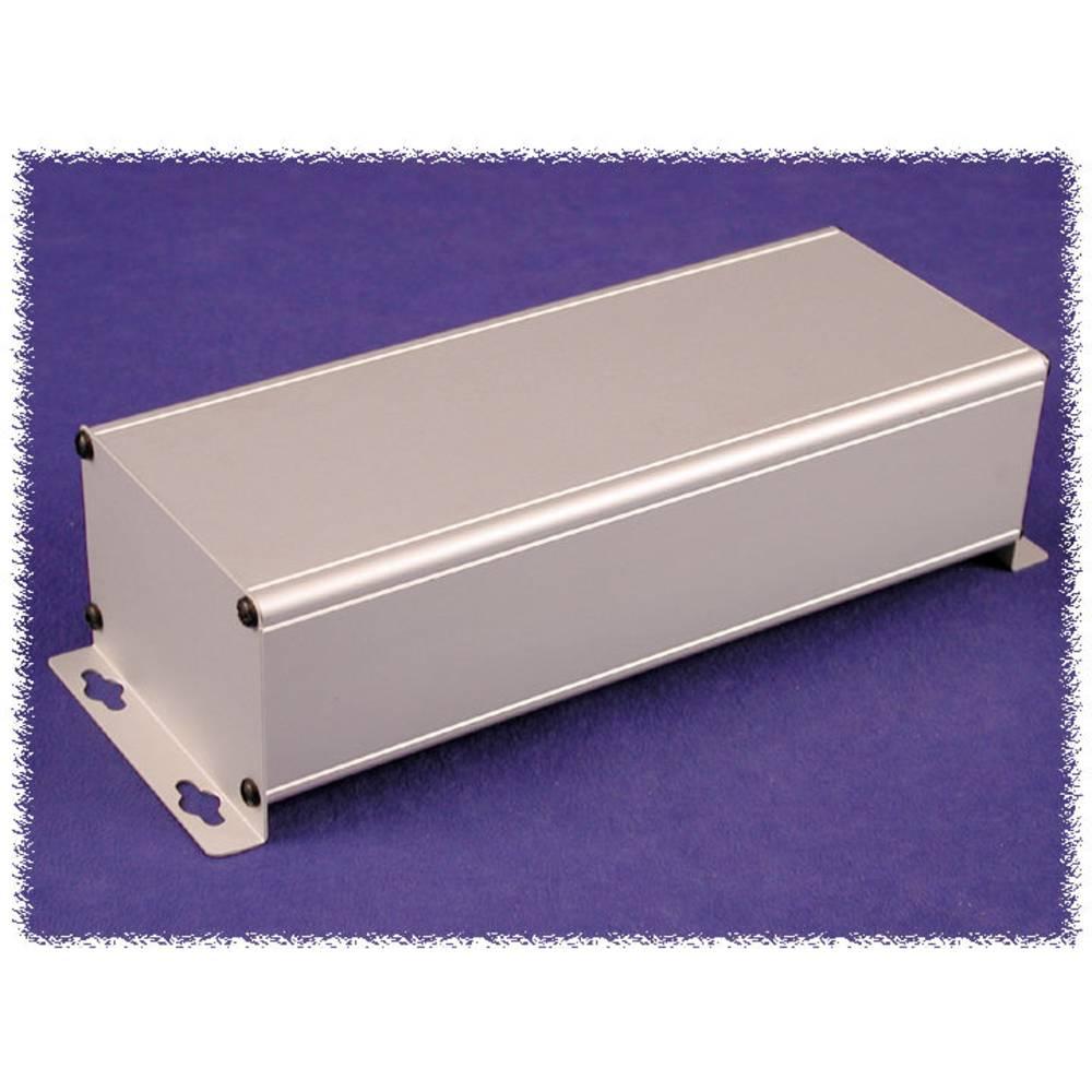 Kabinet til montering på væggen Hammond Electronics 1455ZT2201 248 x 88.9 x 56 Aluminium 1 stk