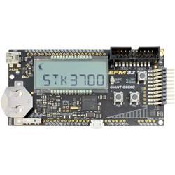 Začetni komplet Silicon Laboratories EFM®32 Giant Gecko za družino mikrokontrolnikov EFM®32 Giant Gecko, EFM32GG-STK3700