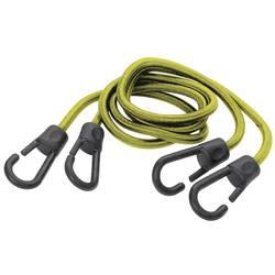 Wolfcraft 2 kos elastična vrv, s kavljem ( x L) 8 mm x 0.25 m