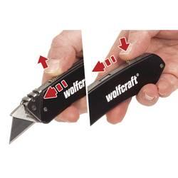 Aluminijast nož za prosti čas Wolfcraft, 4124000