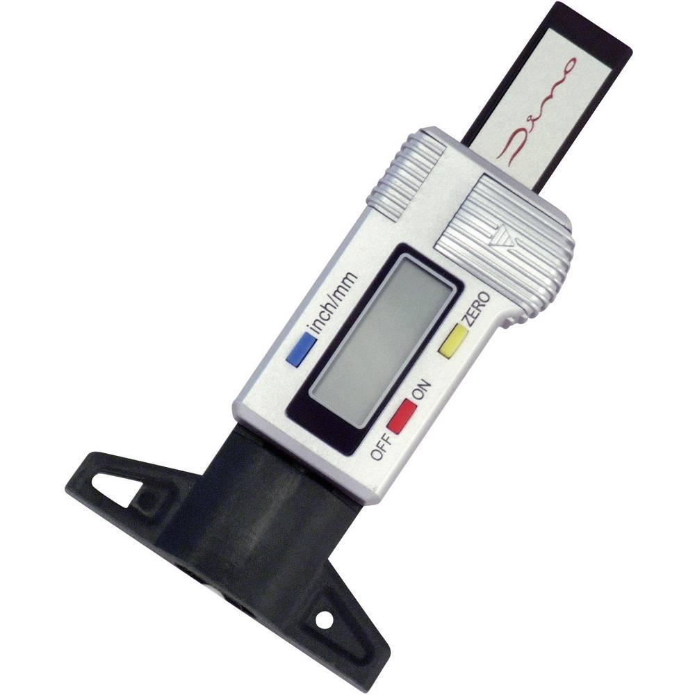 Digitalni mjerač profila za pneumatike Dino, za automobile,kamione, motocikle itd. 130005