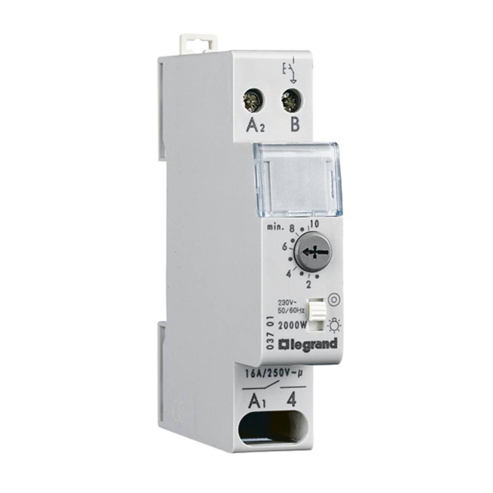 Stikalo za stopniščno luč analogno 1 zapiralo 230 V/AC Legrand 3701