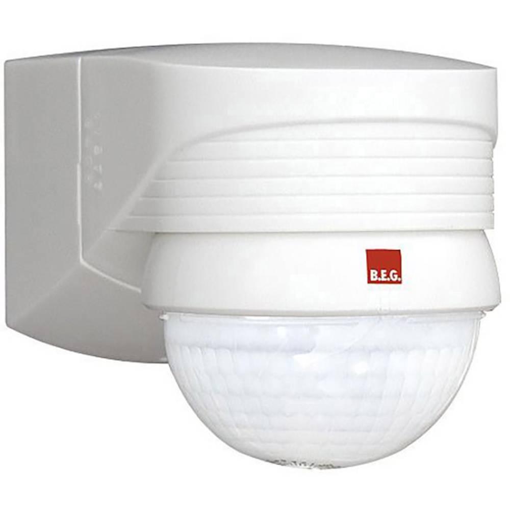 B.E.G. senzor gibanja 91008 BEG LCPLUS 280° WEISS 91008 Kotpokritosti 280 ° B.E.G. Brück