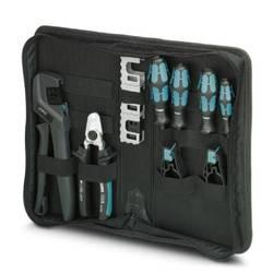 Set alata za kućne majstore u torbi 10-dijelni set Phoenix Contact TOOL-KIT SOLAR 1212071