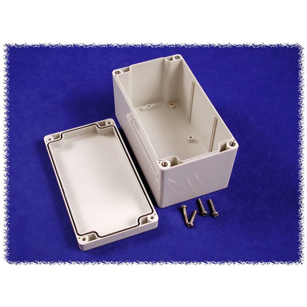 Universalkabinet 160 x 90 x 90 Polycarbonat Grå Hammond Electronics 1554K2GY 1 stk