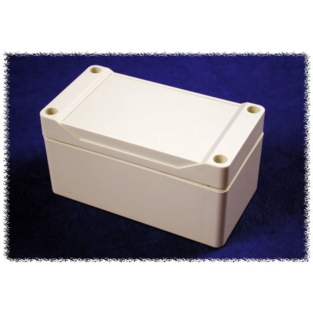Universalkabinet 120 x 65 x 60 ABS Grå Hammond Electronics 1555DGY 1 stk