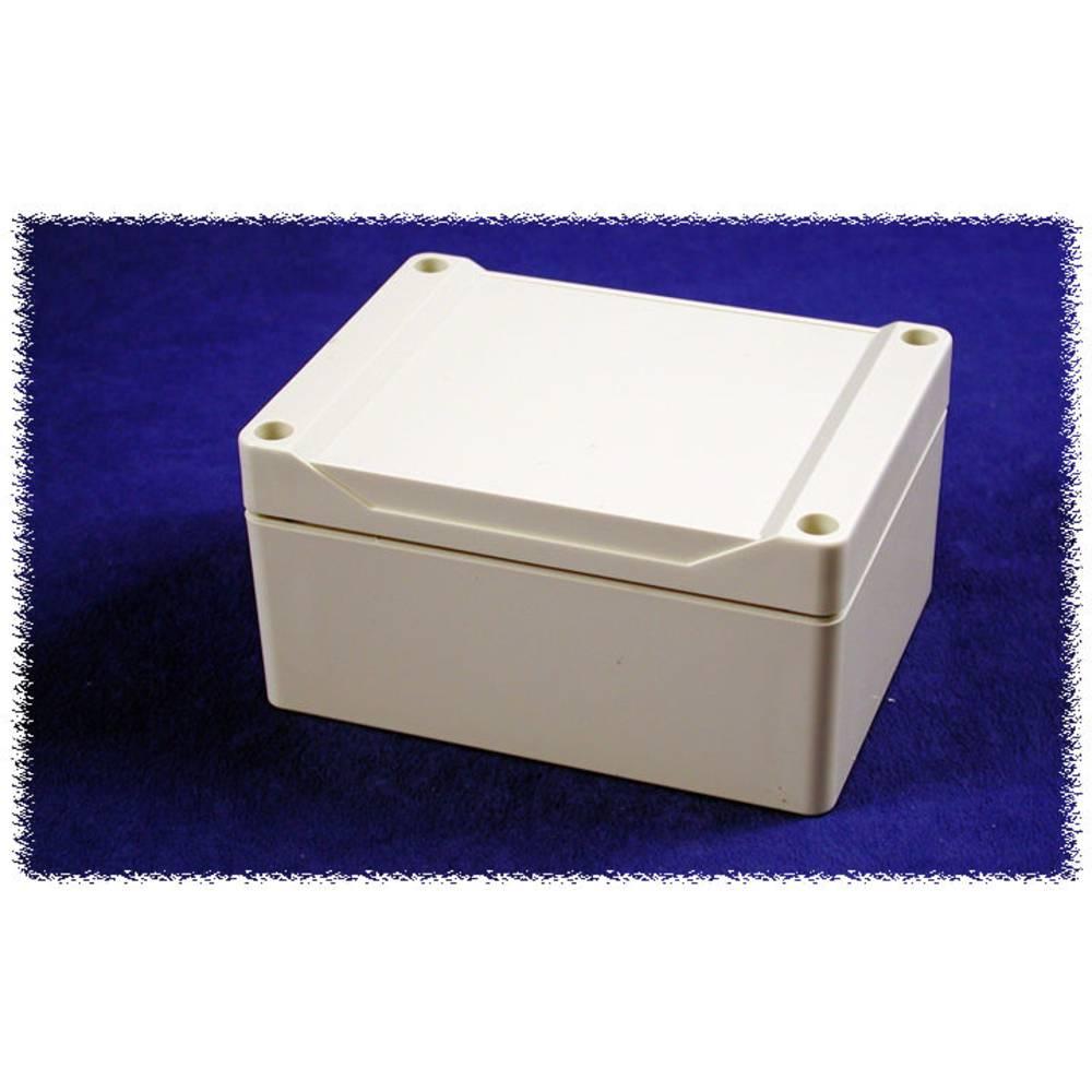 Universalkabinet 120 x 90 x 60 Polycarbonat Grå Hammond Electronics 1555F2GY 1 stk