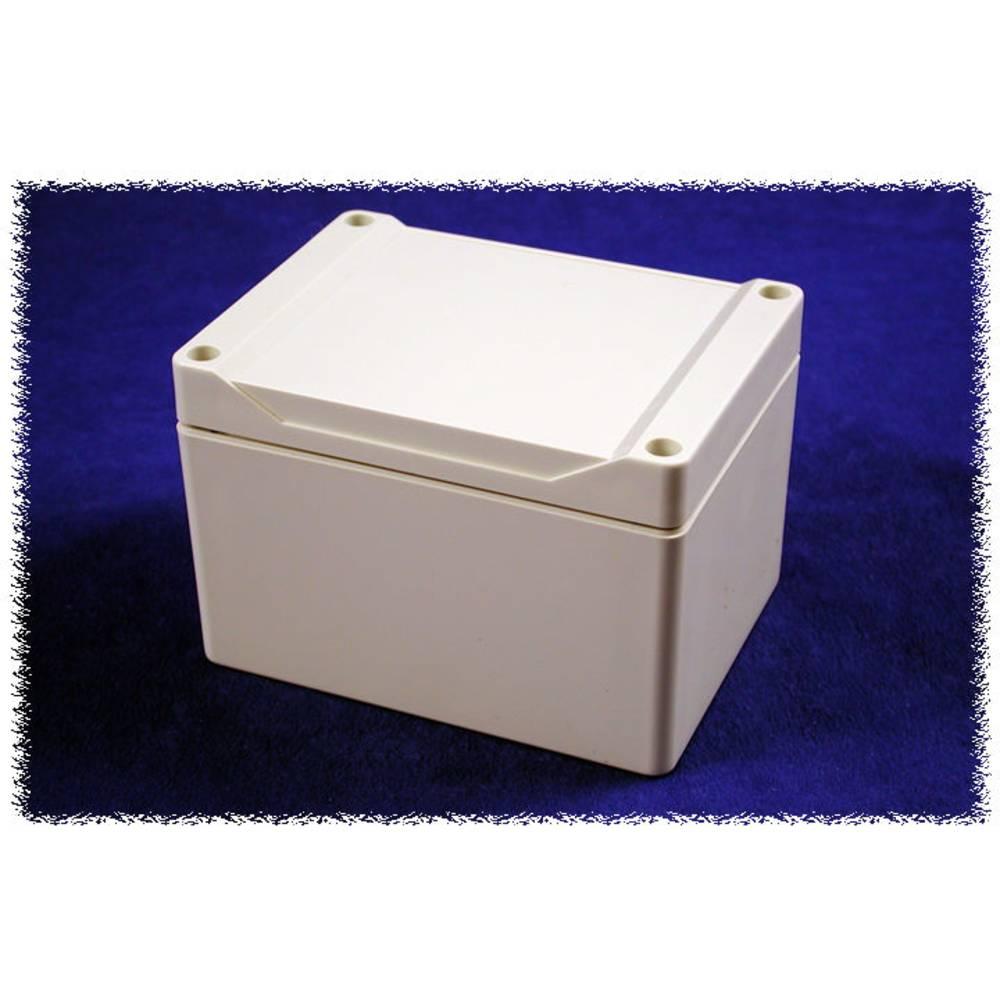 Universalkabinet 120 x 90 x 80 Polycarbonat Grå Hammond Electronics 1555G2GY 1 stk