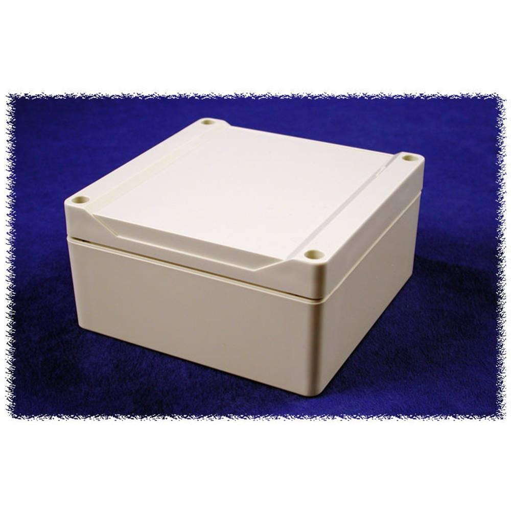 Universalkabinet 120 x 120 x 60 Polycarbonat Grå Hammond Electronics 1555N2GY 1 stk