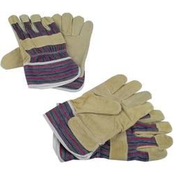 Radne rukavice Brüder Mannesmann M41702, svinjska koža, veličina 10, 2 para