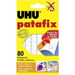 Lepilne blazinice Uhu patafix48810, bele
