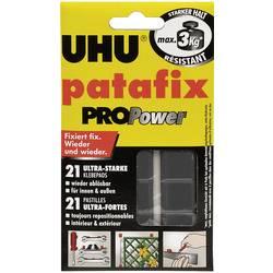 Lepilne blazinice Uhu patafixPROPower 47905, antracitne barve