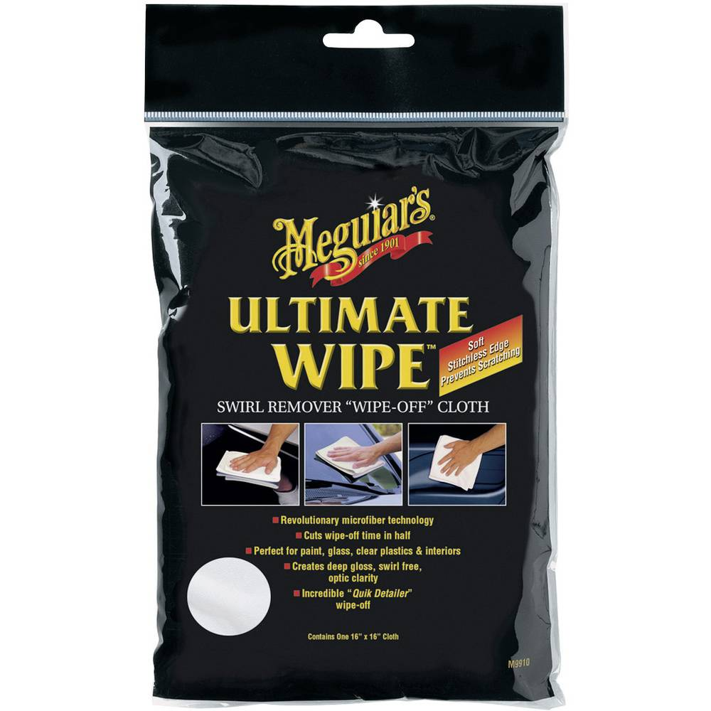 Krpa iz mikrovlaken Meguiars Ultimate Wipe E100EU, 1 kos