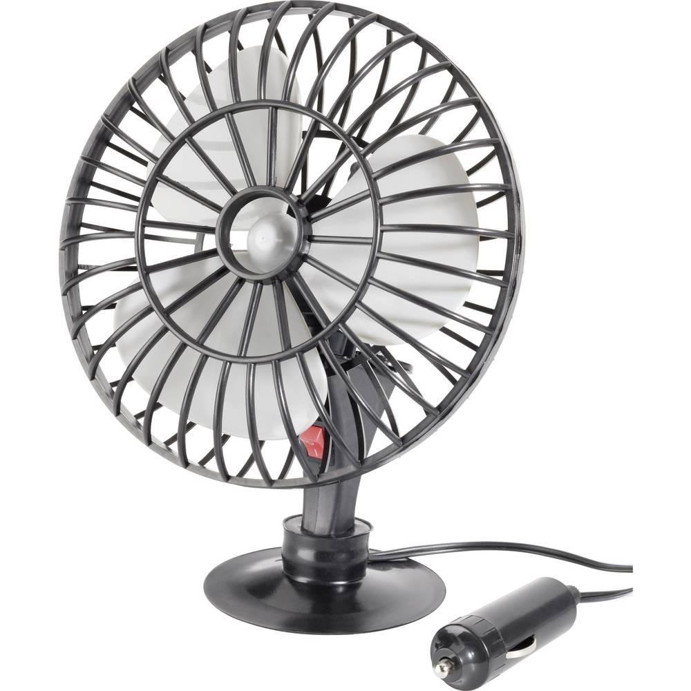 Ventilator 12 V mini automobilski ventilator