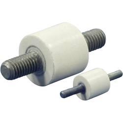 Isoleringsstøtte rund (Ø x H) 20 mm x 18 mm M8 x 20 Polyester, Stål Glasfiberforstærket, verzinkt C20.18-M8.20-M8.20 1 stk