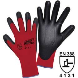 Iznimno tanke fine pletene rukavice Worky Skinny 1177, 100 %najlon s PU-prevlakom, vel. 8