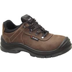 Varovalni čevlji El Dee Proctect, rjava/črna, EN ISO 20345:2004 in A1:2007 S3 SRC, 2176