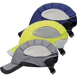 Radna kapa PRO 2688 Voss Helme s ABS zaštitom i navlakom od tkanine plava, crna
