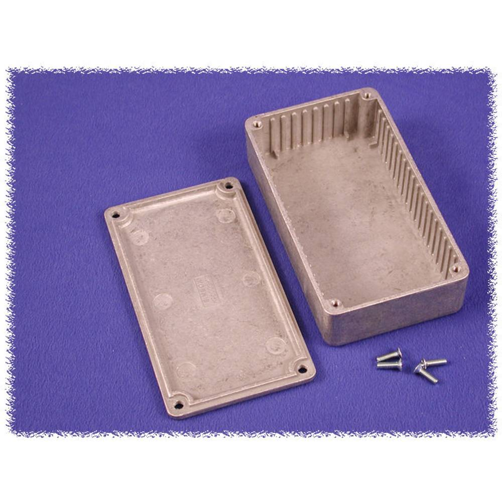 Universalkabinet 192 x 111 x 61 Aluminium Natur Hammond Electronics 1590RF 1 stk