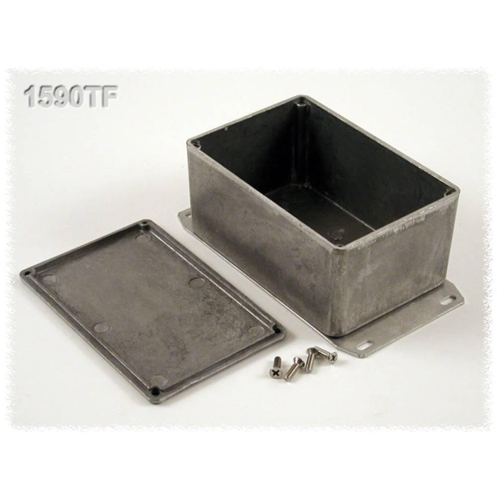 Universalkabinet 120.5 x 79.5 x 59 Aluminium Natur Hammond Electronics 1590TF 1 stk