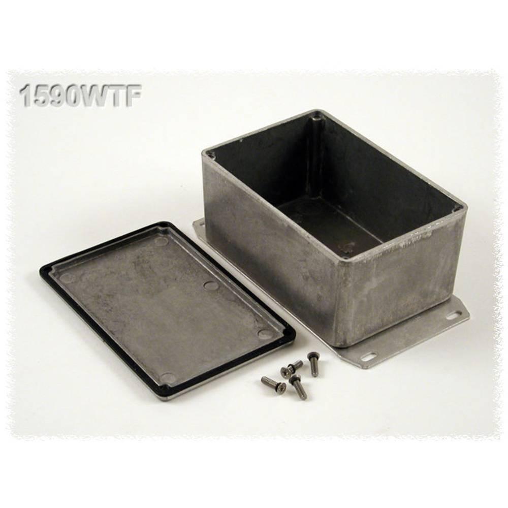 Universalkabinet 120.5 x 79.5 x 59 Aluminium Natur Hammond Electronics 1590WTF 1 stk